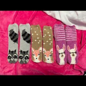 Accessories - Fuzzy Socks